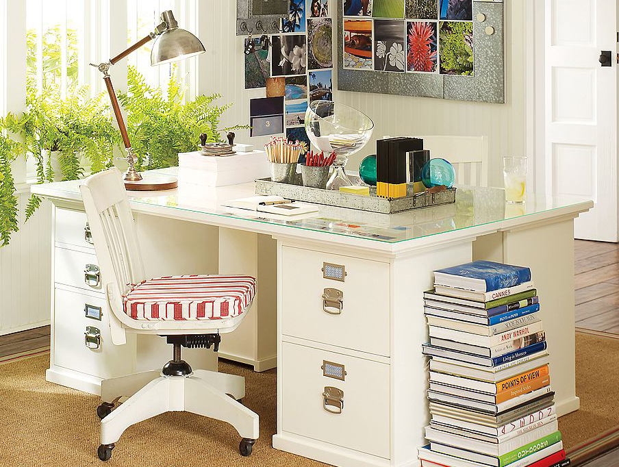 vintage-office-room-design-professional-middle-pottery-barn-office-desk-organization-clear-glass-table-top-layer-solid-white-wooden-desk-finish-natural-jute-c.jpg